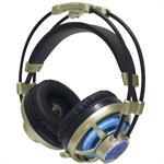 אוזניות גיימינג Dragon X PRO Gaming HeadSet זהב/שחור