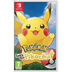 Nintendo Switch Pokemon: Let's Go, Pikachu