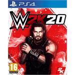 WWE 2K20 הזמנה מוקדמת PS4