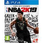 NBA 2K19 PS4 מכירה מוקדמת