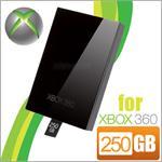 Xbox 360 250GB HardDrive