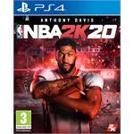 NBA 2K20 הזמנה מוקדמת PS4
