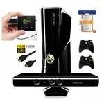 XBOX 360 4GB SLIM + X-KEY