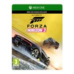 XBOX ONE Forza Horizon 3קוד