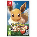 Nintendo Switch Pokemon: Let's Go, Eevee