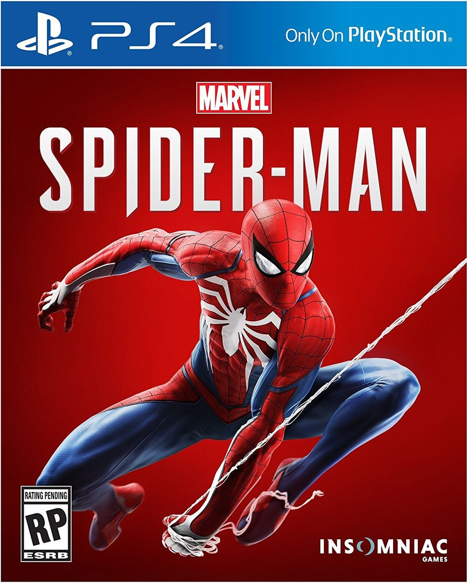 Marvels Spider Man PS4