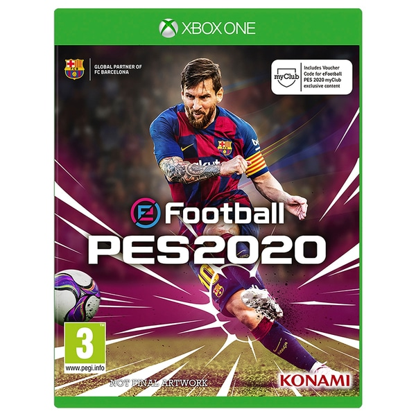 Pro Evolution Soccer PES 2020 Xbox one