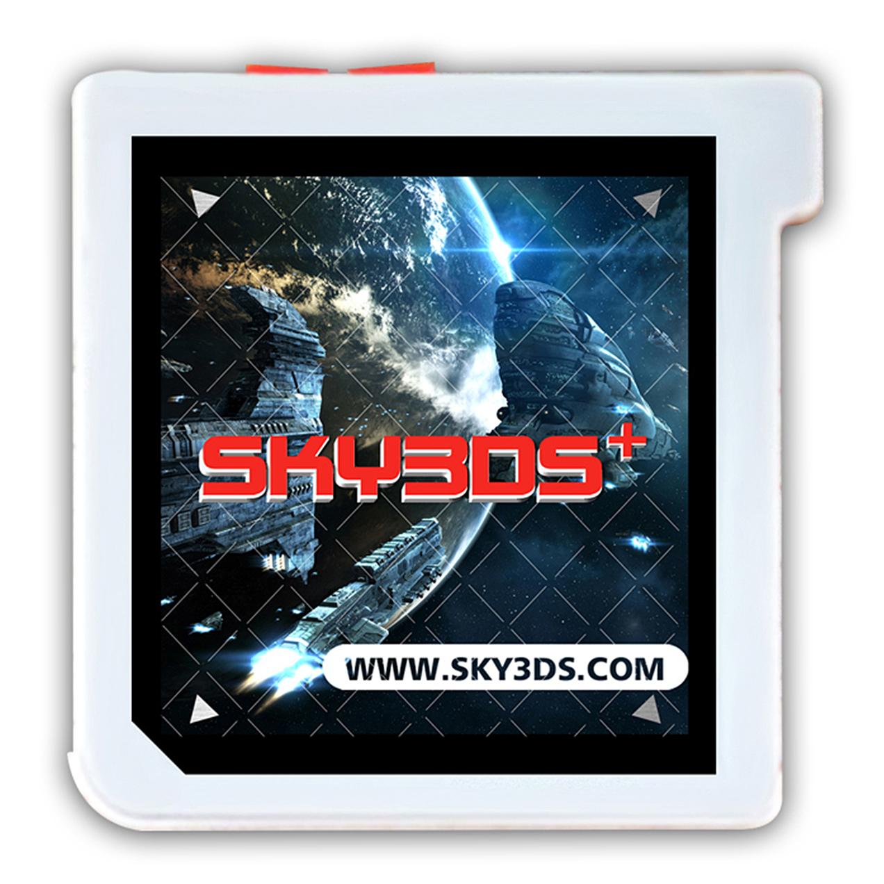 פריצת sky3ds plus