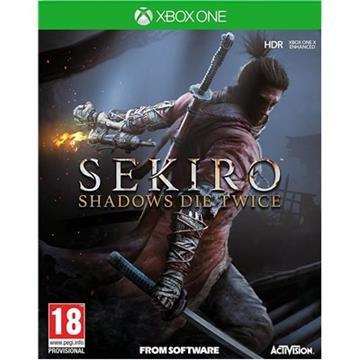 Sekiro Shadows Die Twice Xbox One