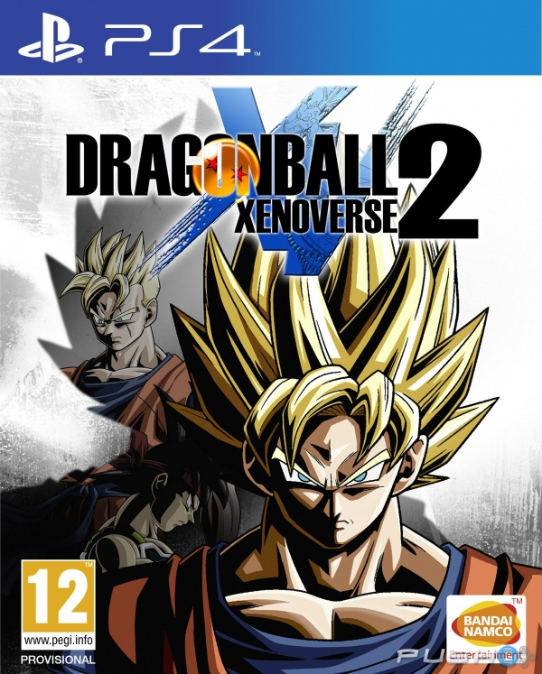 PS4 Dragonball Xenoverse 2