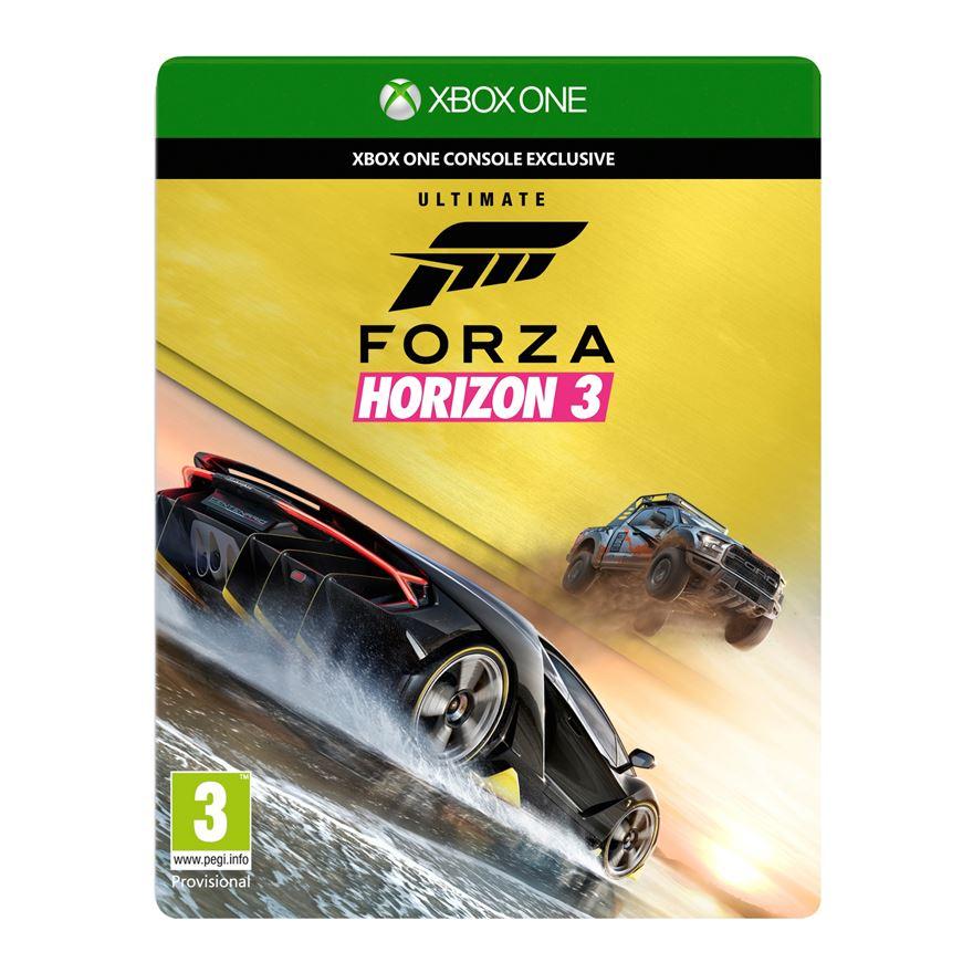 XBOX ONE Forza Horizon 3קוד